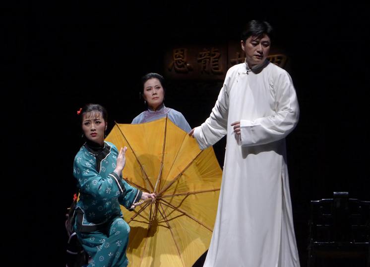 4月16-17日坪山大剧院好戏上演!经典黄梅戏《天仙配》《雷雨》邀君共赏