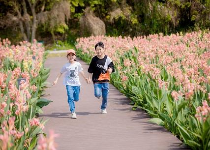 春探坪山-去遇见春光河色6