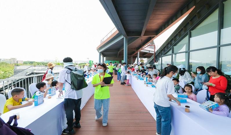 世界水日活动现场照片10
