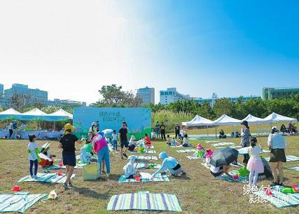 2021坪山河风筝节活动现场图片1