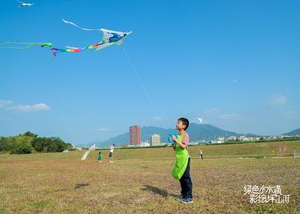 2021坪山河风筝节活动现场图片9