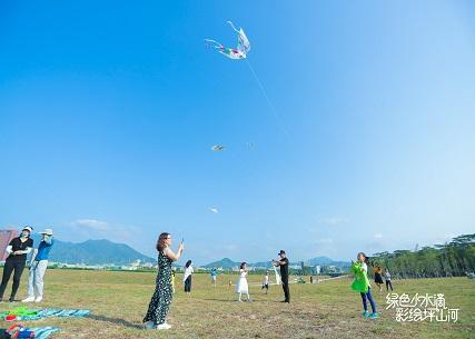 2021坪山河风筝节活动现场图片10