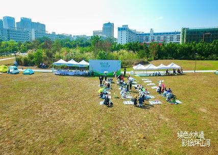 2021坪山河风筝节活动现场图片14